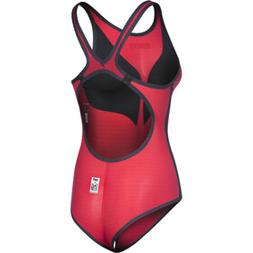 arena Powerskin Carbon-DUO Swimsuit Women, jester red